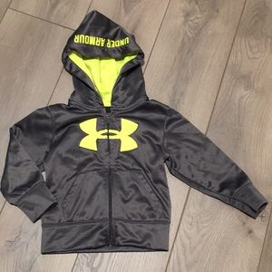 Under Armour Full Zip Hoodie